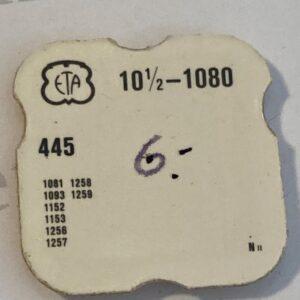 ETA Cal. 1080 part 445.