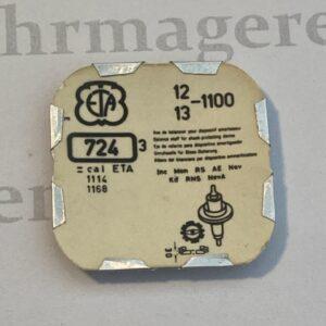 ETA Cal. 1100 part 724.