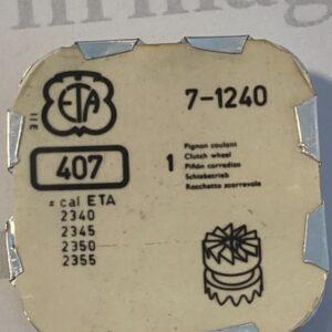 ETA Cal. 1240 part 407.