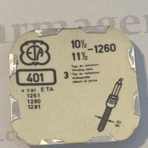 ETA Cal. 1260 part 401.