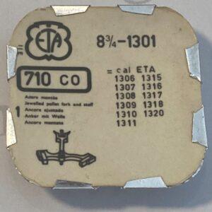 ETA Cal. 1301 part 710.