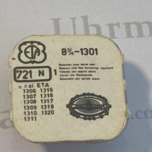 ETA Cal. 1301 part 721.