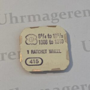 ETA Cal. 1306 part 415.