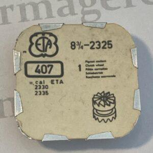 ETA Cal. 2325 part 407.