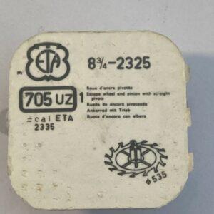ETA Cal. 2325 part 705.