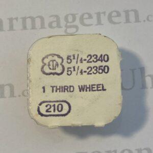 ETA Cal. 2340 part 210.