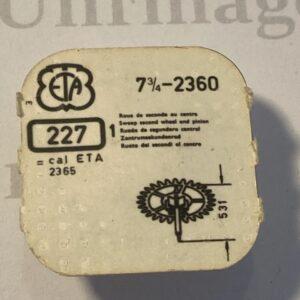 ETA Cal. 2360 part 227.
