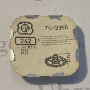 ETA Cal. 2360 part 242.