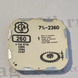 ETA Cal. 2360 part 260.