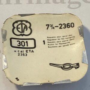ETA Cal. 2360 part 301.