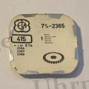 ETA Cal. 2365 part 415.