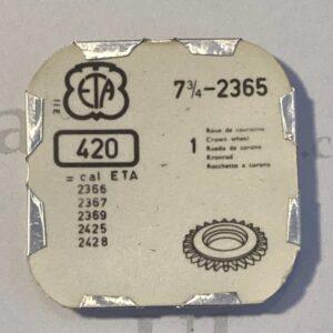 ETA Cal. 2365 part 420.