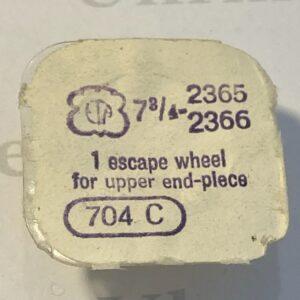 ETA Cal. 2365 part 704.