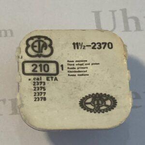 ETA Cal. 2370 part 210.