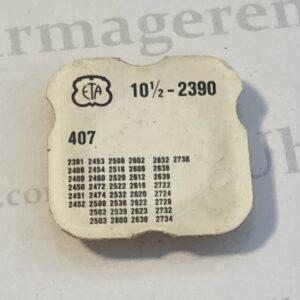 ETA Cal. 2390 part 407.