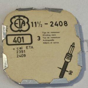 ETA Cal. 2408 part 401.
