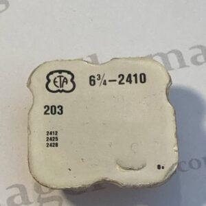 ETA Cal. 2410 part 203.
