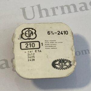 ETA Cal. 2410 part 210.