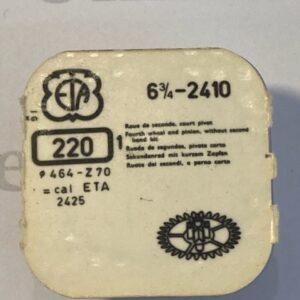 ETA Cal. 2410 part 220.