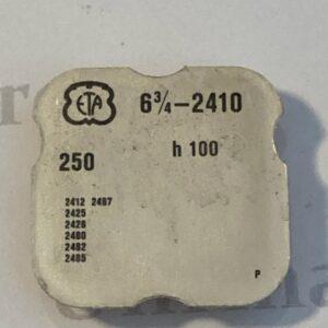 ETA Cal. 2410 part 250.