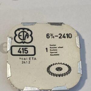 ETA Cal. 2410 part 415.