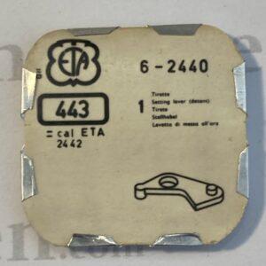 ETA Cal. 2440 part 443.