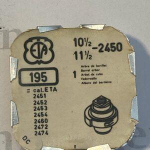 ETA Cal. 2450 part 195.