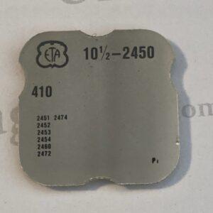 ETA Cal. 2450 part 410.
