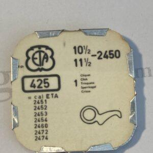 ETA Cal. 2450 part 425.